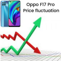 Oppo F17 Pro Price fluctuation