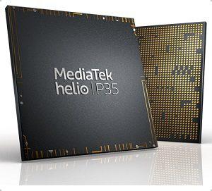 Mediatek Helio P35 (12nm) chipset