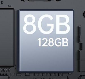 Oppo F17 Memory