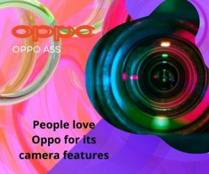 People love Oppo for its camera features