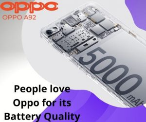 Oppo A92 Battery Quality