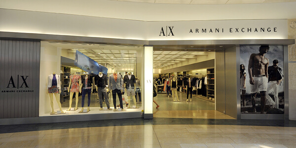 Armani Showroom In Bangladesh
