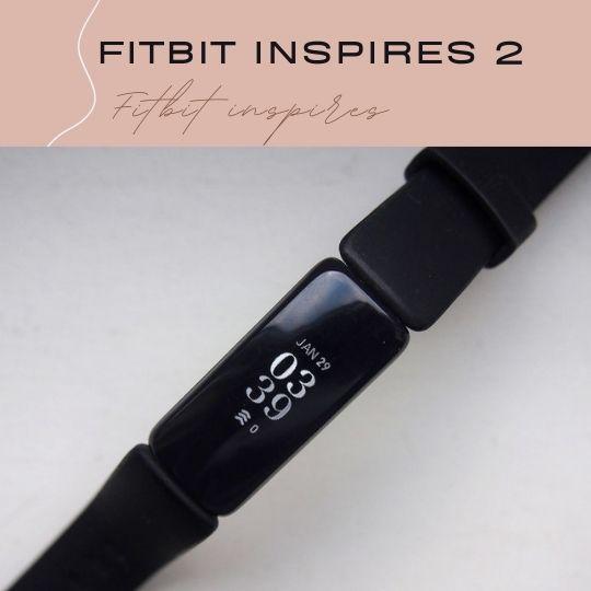 Fitbit inspires 2