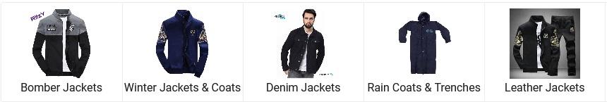 Jacket Price