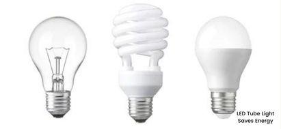LED Tube Light Saves Energy