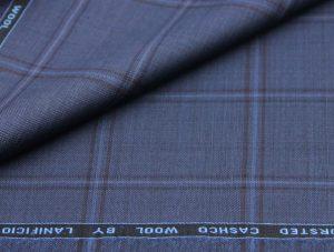 Raymond Wool Checks Fabric