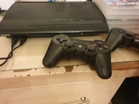 2nd Hand PS3