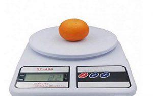 Digital Kitchen Weight Machine