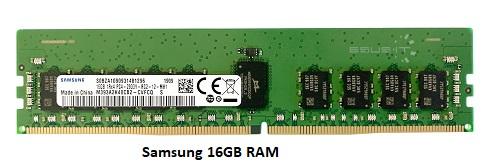 Samsung 16GB RAM