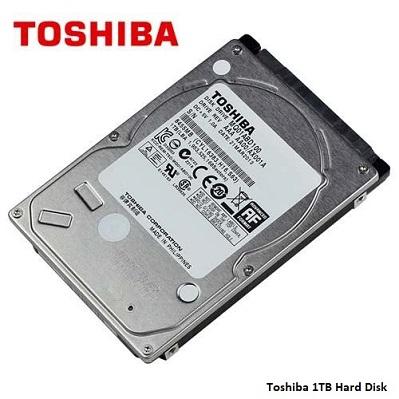 Toshiba 1TB Hard Disk