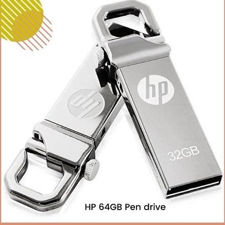 HP 64GB Pen drive