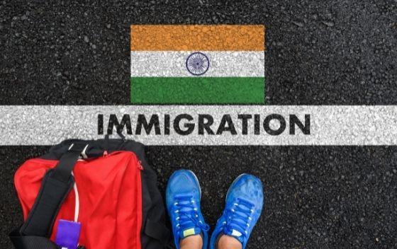 Immigration india